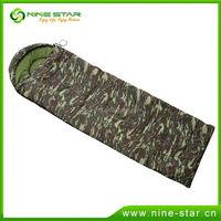 Factory sale custom design kids outdoor sleeping bags wholesale
