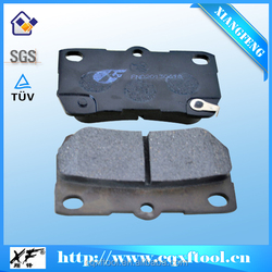 China wholesale semi-metal auto spare parts