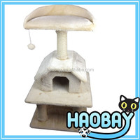 Heavy Quality Cat Scratching Post Tree/Cat Tree House