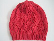 Fashion Women Winter Warm Knitted Crochet Slouch Beanies Hat