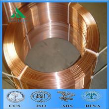 Las mercancías procedentes de China abastecen alambre muestra libre para la soldadura por arco sumergido soldadura AWS EL8 H08A