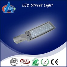 LED Street Light Parts with Black Housing