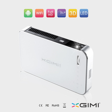 best new HD home theater Multimedia LED Projector with 3D+WIFI+Andriod+LED+DLP+1080P