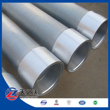 Type screen johnson pipe/stainless steel water well filter