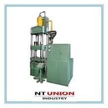 Fantastic four column double movement hydraulic press