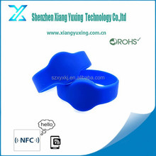 Good quality 860-960mhz rfid wristband for timing system in sport event