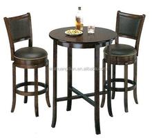 cheap bar furniture set for pub and nighclub HDBF030