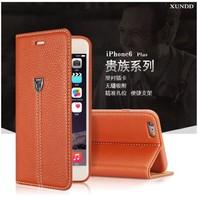 FL3632 Luxury XUNDD Magnetic PU Leather Smart Stand Cover Case For Apple Iphone6