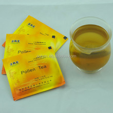 Magical Bee Pollen Tea, best health nutrition for prostate gland