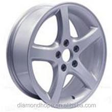 Alloy Material and Silver,white,matt black Finishing alloy wheel(ZW-HT165177)