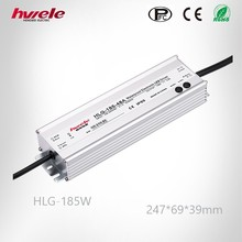 HLG 150W 36V waterproof power supply IP67 similar with Meanwell
