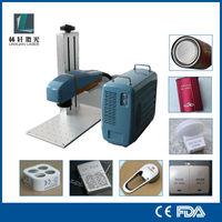 handheld 10w 20w mini cnc fiber laser engraving machine price