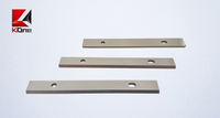 Carbide Cutting Inserts Different Holes Long 120mm