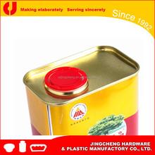 No derrame característica de plástico pitorro para lubricante
