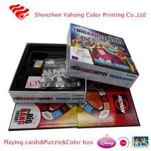 OEM Manufacturer customized children intelligent board game pieces