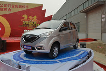 Fashionable mini car 4 seats with 5KW motor power FLE9