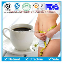 OEM factory nature good quality slimming white coffee