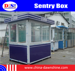 Modern Container House, Prefab Sentry Box, Prefab House