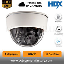 Outdoor HD Professional IP Camera With 2 Way Audio with built in Speaker and Mic