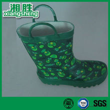 walk on water shoes patterned rubber kids boots