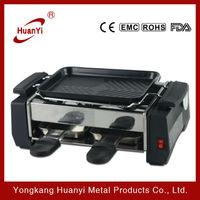 hot selling 1000W electric helmet bbq grill
