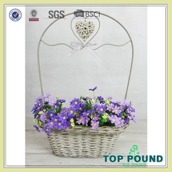 2015 New Style Mini Metal Flower Pot