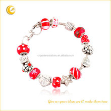 2014 popular style charm bracelet