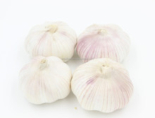 Chinese natural white garlic