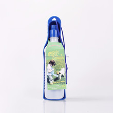 Portable Pet Drinking Bottle for Dog Cat Drinking