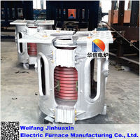 100kg Steel Scrap Electric Melting Furnace Used Well in United State
