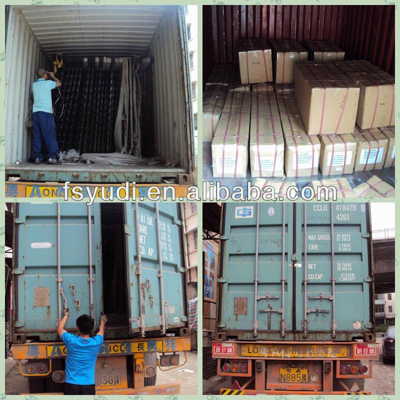 Foshan escalier fabricant de haute qualit en acier for Anodisation maison