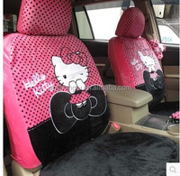 24 hours delivery cartoon seat cover for universale cars
