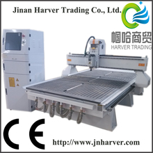 wood working metal engraving 3 axes cnc milling machine with vacuum table