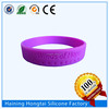 Blood circulation with dual layer silicone wristband pedometer