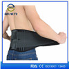Black Professional Adjustable Lower Back Industrial Breathable Working Back Support