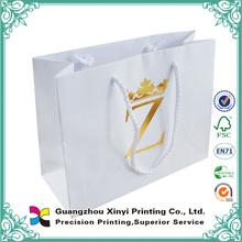 White kraft paper cheap bulk new product bamboo paper bags