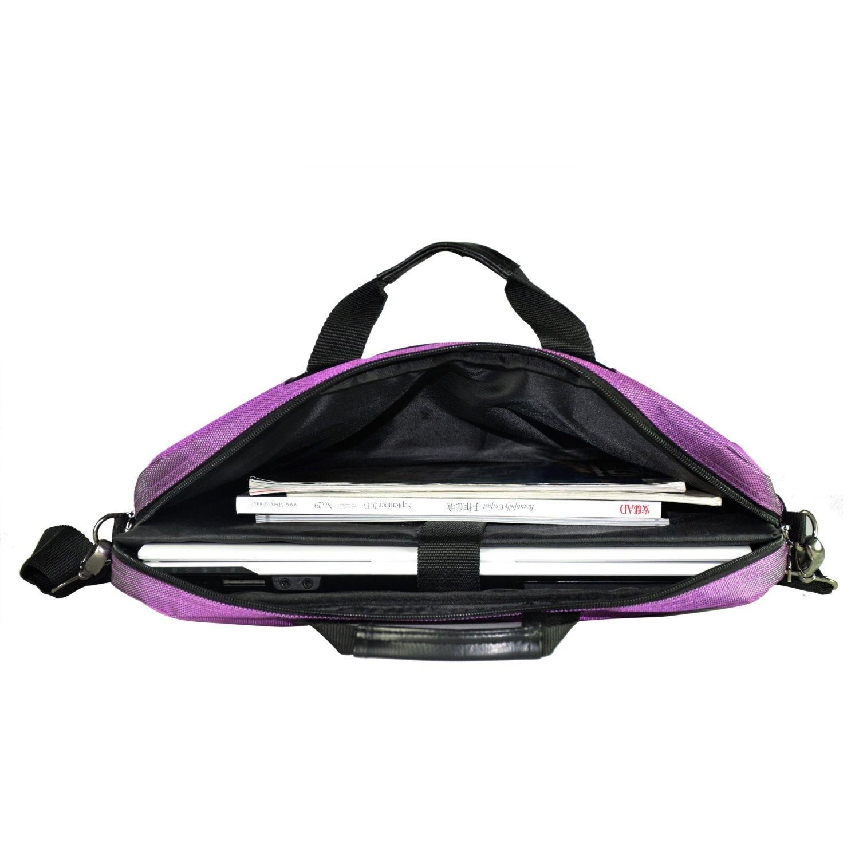17 Inch Flower Printing Laptop bag Computer Shoulder Bag