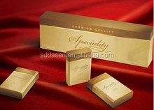 Custom OEM cardboard cigarette paper case made in China