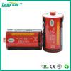 super heavy duty metal jacket dry R20 battery