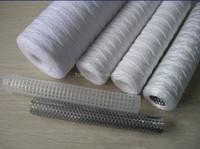 water purifier String Wound filter Cartridge / emergency sale water filter cartridge cotton v polypropylene yarn for filter