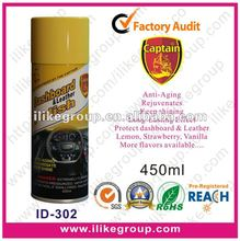 Captain Dashboard & Leather Wax(SGS Audited & BV Factory Audit; RoHS & TUV Certificates; REACH Registered)