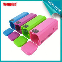 2014 newest designed top sales AA batteries power bank tp-link 3g wireless wifi router