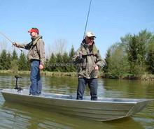 12ft flat bottom aluminum boat