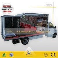 Hot Sale 5d Cinema 5d Theatre Hydraulic,Truck Mobile 3d 4d 5d 6d 7d Cinema 7d 9d
