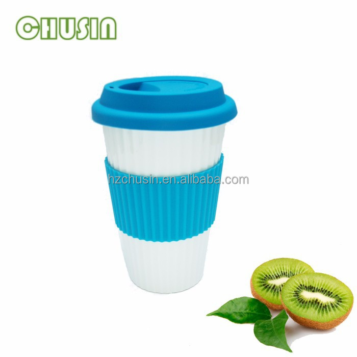 Ceramic Tea Cup With Lid Fashionable Ceramic Tea Cup