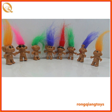 mini promotional gift toy troll doll DO72916614-1A