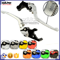 BJ-LS-008 Special Design 3D Long CNC Folding Motorcycle Hand Brake and Clutch Lever for Yamaha YZF R25