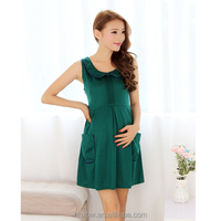 Fashion Maternity Clothes Anti-Radiation Vest Skirt Protection Shield Baby Pregnant Women Dress New