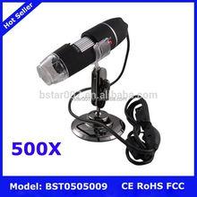 500X USB Digital Microscope,NO.154 best student microscope