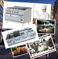 En acier inoxydable équipement de cuisine commerciale pour le nouveau restaurant et l'hôtel/occidentales. équipement de cuisine/équipements de cuisine hôtel